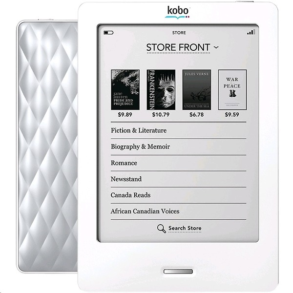 Kobo Touch Silver